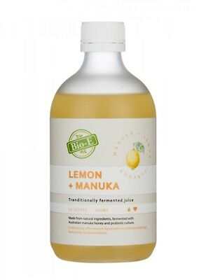 Bio E-Lemon Manuka Juice 500ml