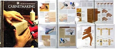 Cabinetmaking Time Life Book. 1999