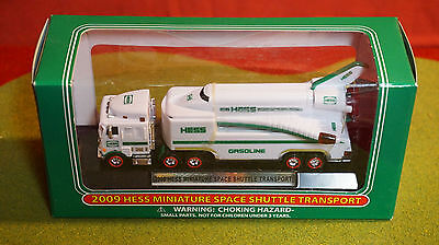 2009 Miniature Hess Space Shuttle Transport