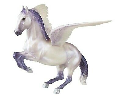 Breyer Horses Cosmus Pegasus The Mythical Winged Horse Classic 1:12 Scale  62052