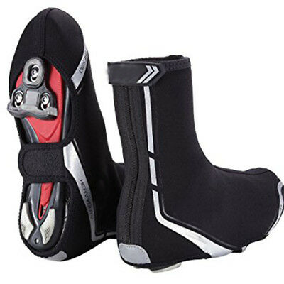 MTB Cycling Overshoes Bike Waterproof Cycling Shoes Cover Outdoor Warm Riding