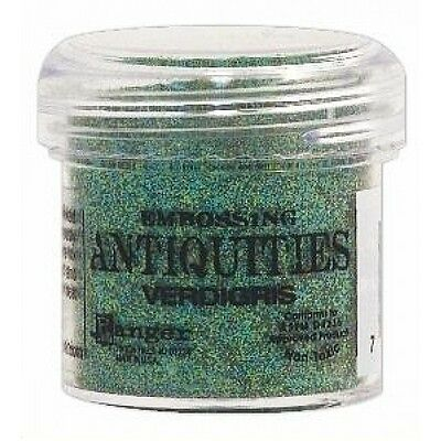 Ranger Antiquities - Embossing Powder - Verdigris