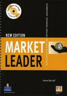 Market Leader New Edition. Elementary Teachers Book with Test Master CD-ROM ...