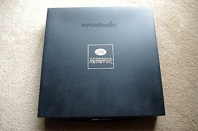 Creative Memories 12x12 Black Crop Box - EUC