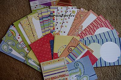 Creative Memories Everyday Milestones Album Kit Scrapbook/Card