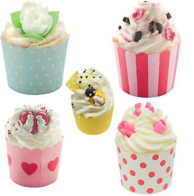 Bomb Cosmetics Bath mallows and swirls - Individually Wrapped Handcrafted