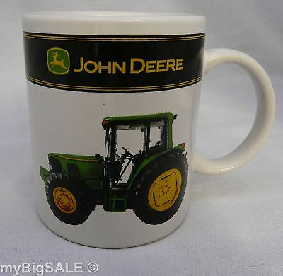 John Deere Tractor Ceramic Coffee Mug Cup Licensed Product
