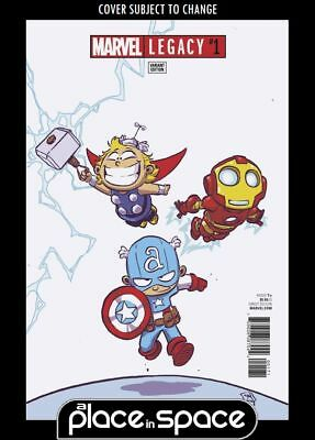 Marvel Legacy #1F - Skottie Young Variant (Wk39)