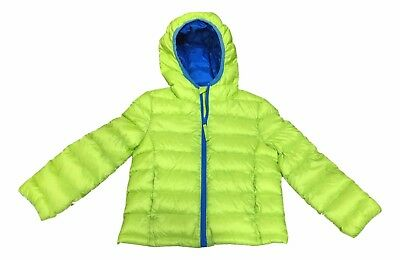 Basic Editions Size XS S M L XL Packable Down Hooded Puffer Coat Jacket & Bag