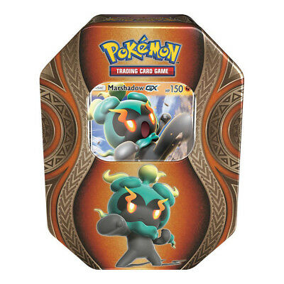Pokémon Mysterious Powers Marshadow GX Tin Fall 2017