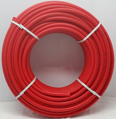 "*NEW* Certified Non Barrier 3/4"" - 100' coil - RED PEX for POTABLE Water Use"