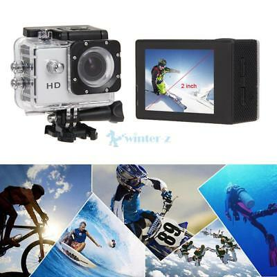 "2""1080P Full HD Mini DV Waterproof Sport Action Camera Camcorder as Gopro CA"
