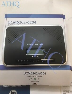 Grandstream GS-UCM6202 IP PBX 2FXO, 2FXS Appliance