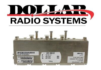 Used Motorola UHF 435-470Mhz PreSelector CLE1170 for MTR2000 MTR3000 Repeater