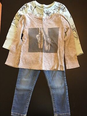 Old Navy 3t Girls Clothes Shirts Jeans