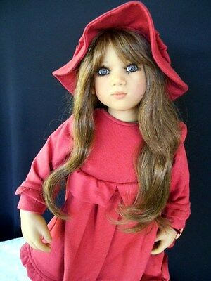 CATALINA by ANNETTE HIMSTEDT 1998 - COMPLETE with COA - NO PINK EYES!!!  *MINT*