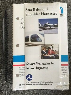 New Cessna (T)207A Turbo Stationair/Skywagon POH 1981 Manual 81TSTATIM D1206-13