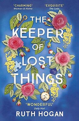 The Keeper of Lost Things by Ruth Hogan Paperback BRAND NEW BESTSELLER Book 2017