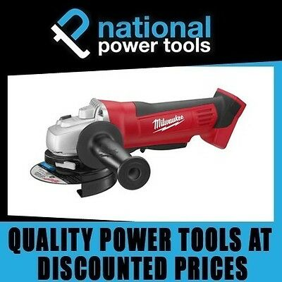 New Milwaukee Cordless Grinder Hd18Ag125-0 18 Volt M18 Bare Tool 125Mm 5 Inch