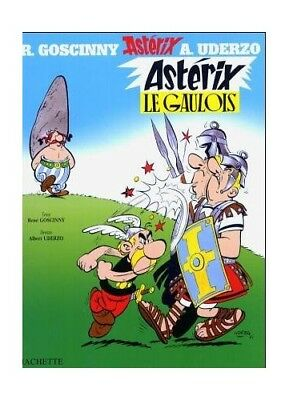 Ast�rix le Gaulois by Uderzo, Albert Hardback Book The Cheap Fast Free Post
