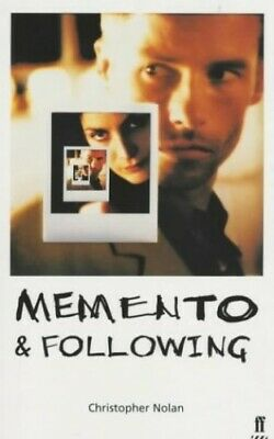 Film: Memento and Following by Nolan, Christopher Paperback Book The Cheap Fast