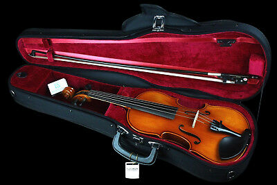SAMUEL EASTMAN - Student VL100 4/4 Size Violin Outfit *NEW* bow, case, warranty
