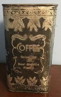 Vintage Silver-plated Coffee Can