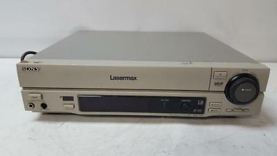 Sony MDP-1100 Lasermax CD CDV LD Laserdisc Player As Is for Parts