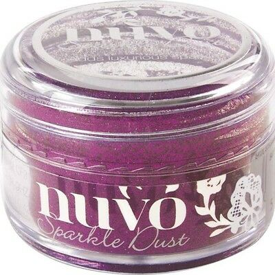 Nuvo Sparkle Dust .5oz -Cosmo Berry