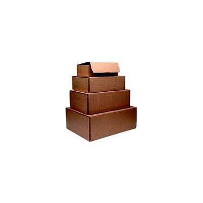 43383250 Kendon Mail Box S 250X175X80mm Pack of 20 Brown