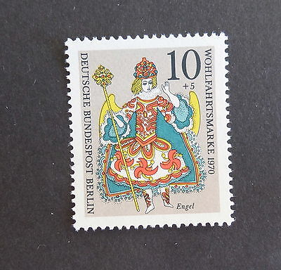 Germany West Berlin 1970 Humanitarian Relief Christmas SGB378 MNH UM unmounted x