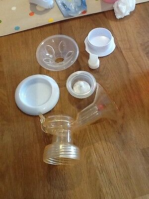 avent electric breast pump accessories