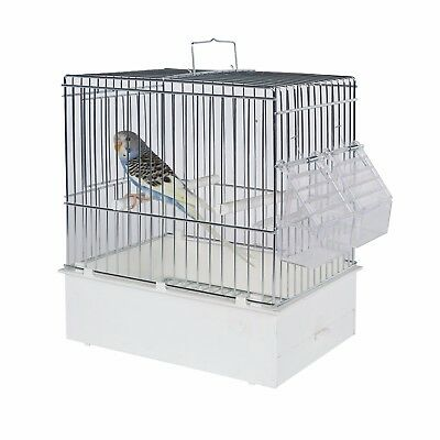 Pet Ting Bird Transport Cage XL - Bird Travel Cage - Finch - Canary - Budgie Etc
