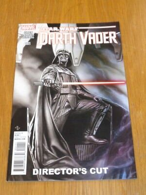 Star Wars Darth Vader #1 Marvel Comics Directors Cut August 2015 Nm (9.4)