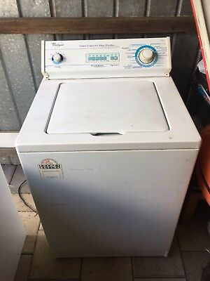commercial front loader washing machine