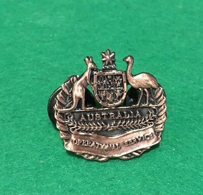 Operational Service Badges