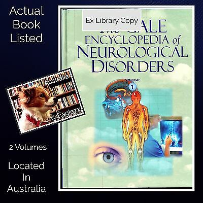 The Gale Encyclopedia Of Neurological Disorders 2 Volume Set  Hardcover 2005