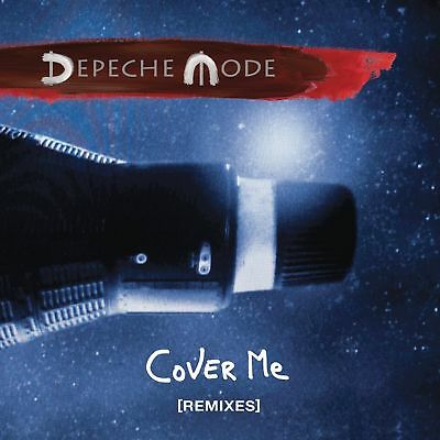 "DEPECHE MODE 'COVER ME' (Remixes) 2 x 12"" VINYL (2017)"