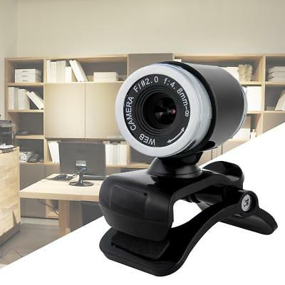 0.3MP HD USB Webcam Web Cam Camera w/ Microphone MIC for PC Laptop Skype A860