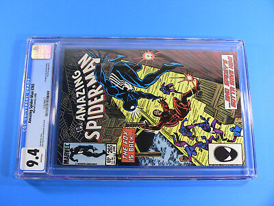 The Amazing Spider-Man #265 - CGC 9.4 (Marvel,  June 1985) 1st Silver Sable