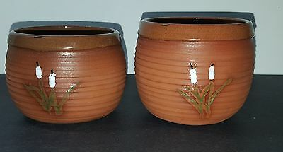 pottery ceramic handmade native American style signed lorraine 1998