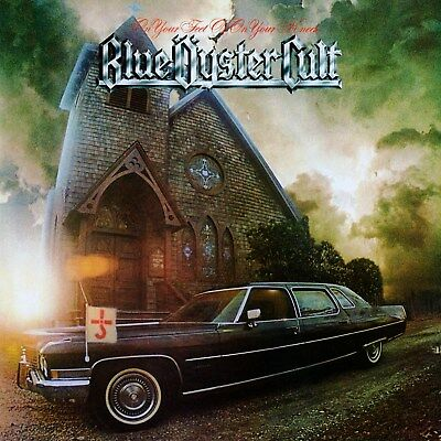Blue Oyster Cult On Your Feet Or On Your Knees 12x12 Borderless Album Print