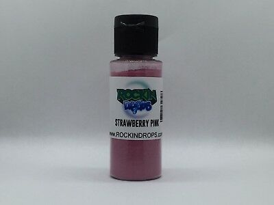 Strawberry Pink Flossine Sugar Flavoring For Cotton Candy MAKES 10lb Floss Sugar