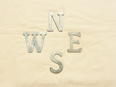 Weather Vane Letters Laser Cut  Heavy Weight