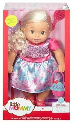 Little Mommy Sweet as Me Party Shimmer Baby Doll