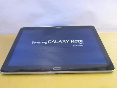 """Samsung Galaxy Note 10.1"""" 2014 Edition Tablet SM-P600 16GB WiFi Only Black Used"""
