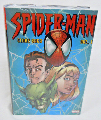 Spider-Man The Clone Saga Omnibus Volume 1 Marvel Comics HC Hard Cover New $125