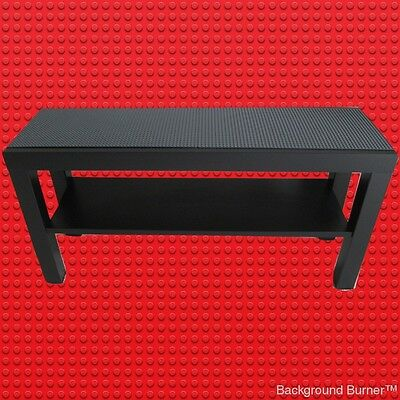 Lego themed baseplate construction table!  Kids Love it! Other colours available