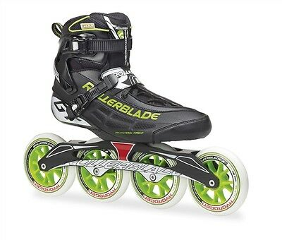 Rollerblade Powerblade GTM 110 fast skates men's 13.5 NEW!