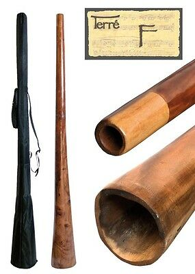 Didgeridoo Sandwich 67-71 inch with bag - F repaired 20% off